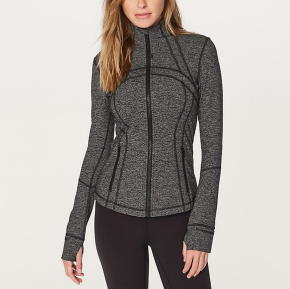 Lululemon Define Zip-Up Exercise Jacket